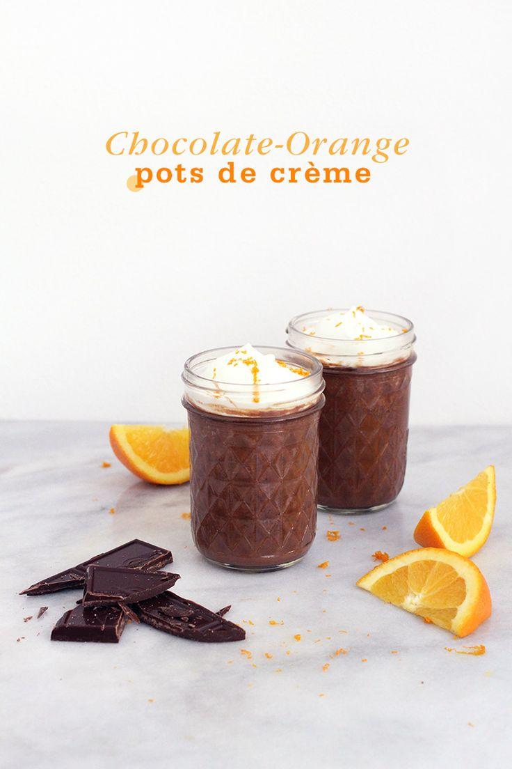 Pixie Tangerine And Fennel Pots De Creme Recipe — Dishmaps