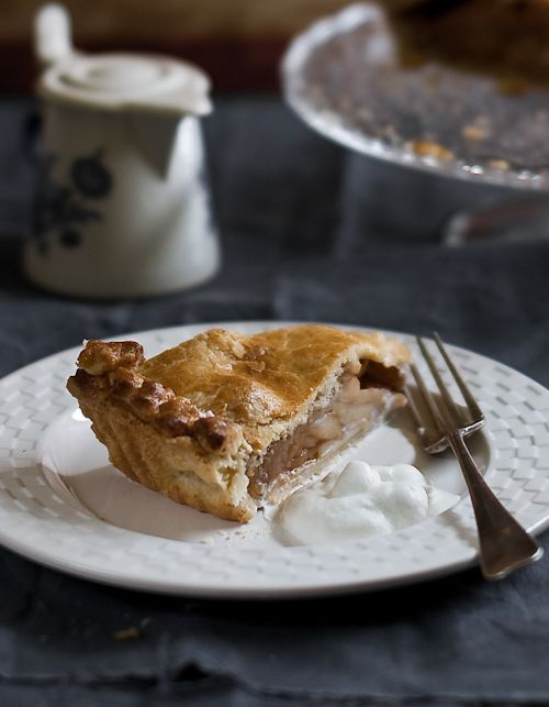 Old fashioned apple pie | Mmmm, PIE! | Pinterest