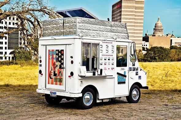 coolhaus tribezamyaustin restaurants food trucks and. Black Bedroom Furniture Sets. Home Design Ideas