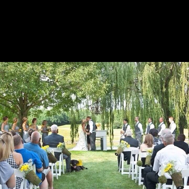 Backyard weddings pinterest for Pinterest outdoor wedding ideas