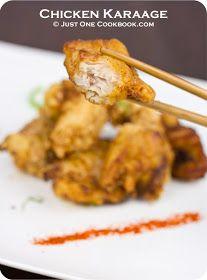 Chicken Karaage | Recipes | Pinterest