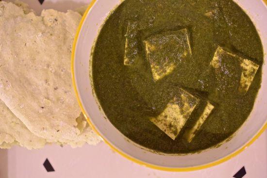 saag tofu | recipes I tried... | Pinterest