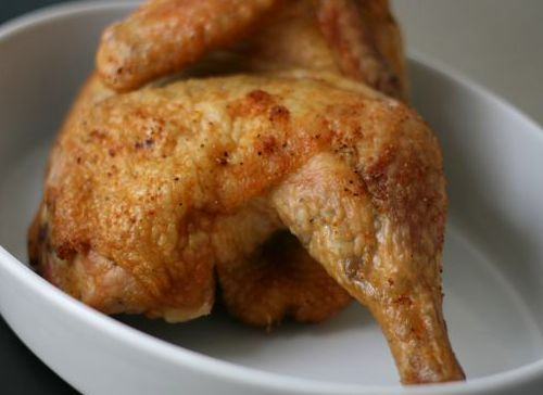 Perfect Roast Chicken Must try this... I can never win with cooking a ...