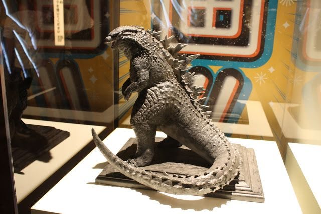 "Godzilla 2014 ""Bear"" Concept"