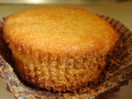 Member Recipe) Brown Sugar Cornbread Muffins