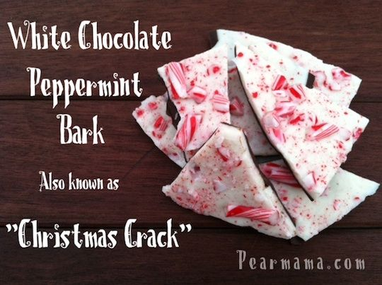 ccrevise2 White chocolate peppermint bark a.k.a Christmas Crack
