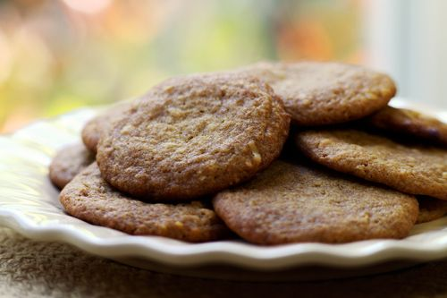 Coconut Peanut Butter Cookies | Cookies | Pinterest