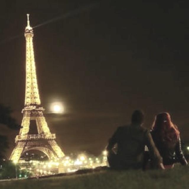 Romantic night in paris r o m a n t i c pinterest for Romantic evening in paris