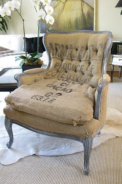 My favorite burlap projects and a 25 burlap giveaway to go with them