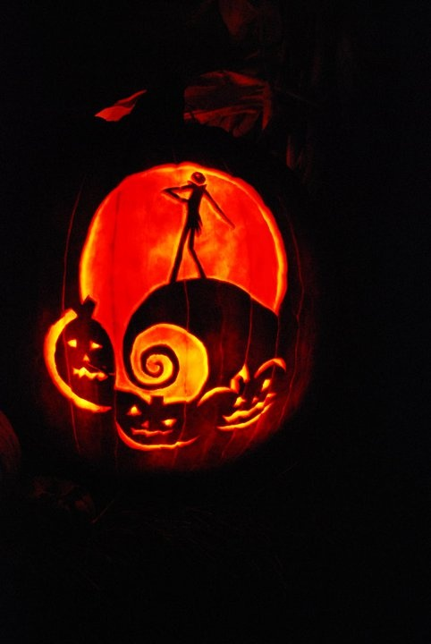 christmas pumpkin carving cached similarthe nightmare christmas