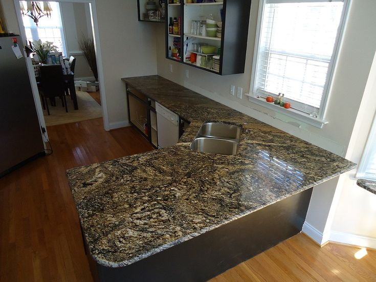 Granite Countertops Color Trends Kitchen Counters With