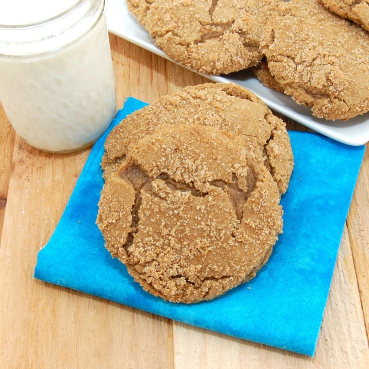 Brown Sugar Cookies | Recipe