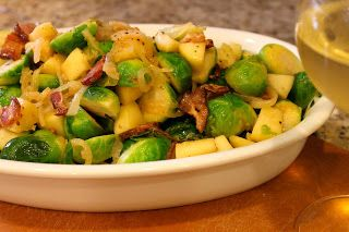 ... Brothers' Caramelized Brussels Sprouts with Sherry-Dijon Vinaigrette