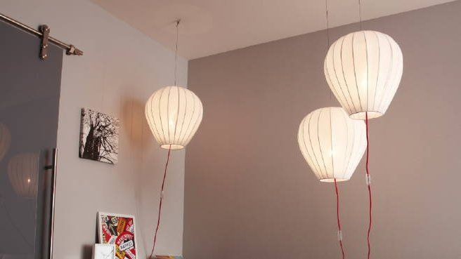 Suspension baloon leroy merlin decoration pinterest - Suspension industrielle leroy merlin ...