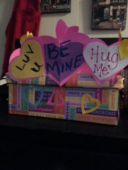 valentines ideas school