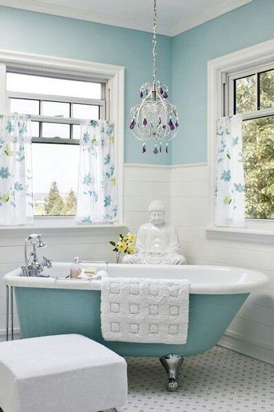 pretty bathroom colors decor pinterest