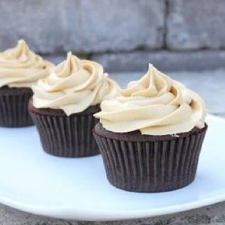 Chocolate salted caramel cupcakes... | Things my stomach needs... | P ...