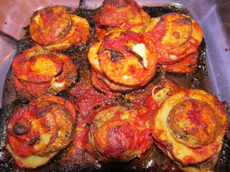 Provencal Vegetable Tian | Recipes | Pinterest