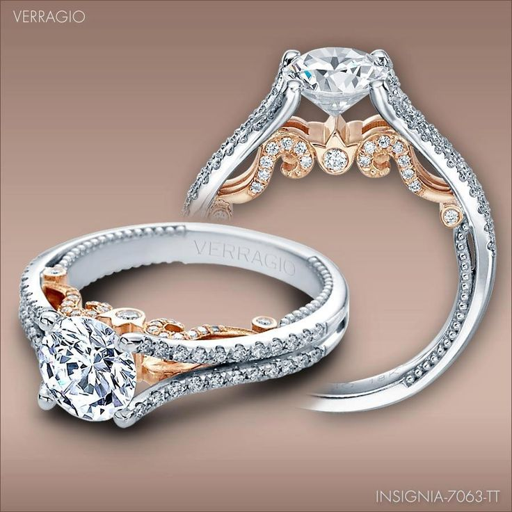 Wedding Rings Kansas City Pin By Karats Jewelers Overland Park On Verragio Pinterest
