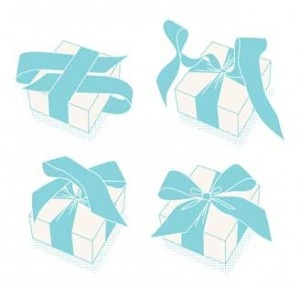 tying a bow around a gift box i love holidays pinterest. Black Bedroom Furniture Sets. Home Design Ideas