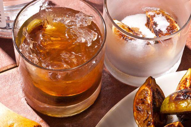 Grilled Caipirinha   Recipe