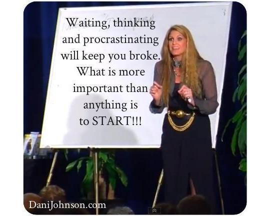 top ten quotes from dani johnson #quotes #success #positive #women # ... Positive Quotes About Work