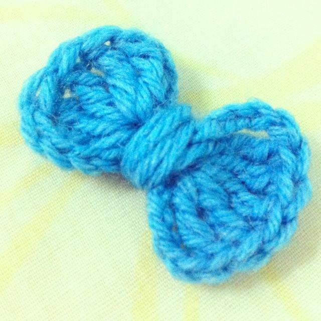 Crochet Ribbon crochet love Pinterest