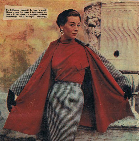 187 london fashion umbrella women s weeklies from 1950s italy