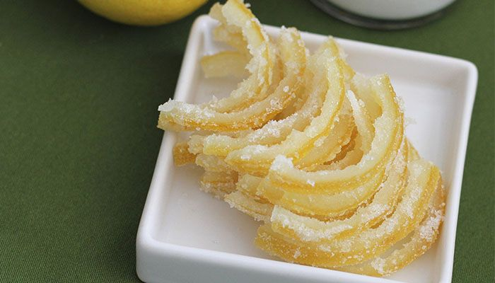 Candied Lemon Peel | Preserves | Pinterest