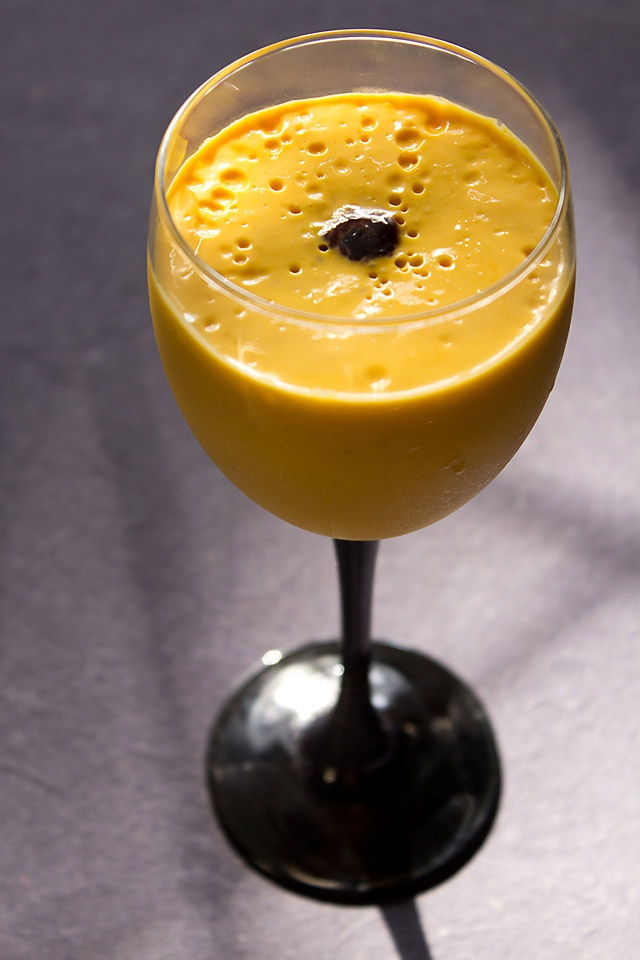 Quick Pumpkin Pie Mousse - recipe is with mangos, but it says you can ...