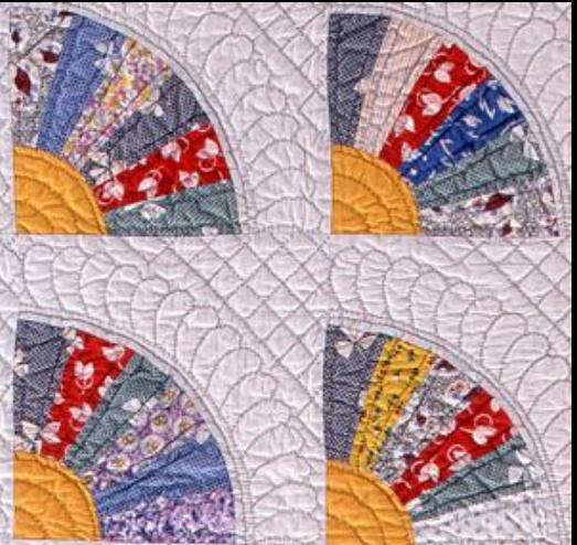 Quilt Pattern For Grandmother S Fan : Grandmothers Fan Quilt Blocks Pinterest