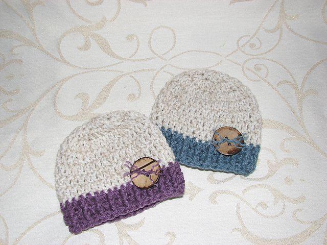 Crochet Stitches Ravelry : Ravelry: Corrine0928s baby hats Crochet Patterns Pinterest