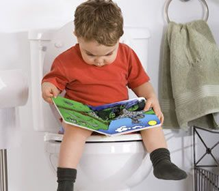 How to potty train a 3 year old boy at night