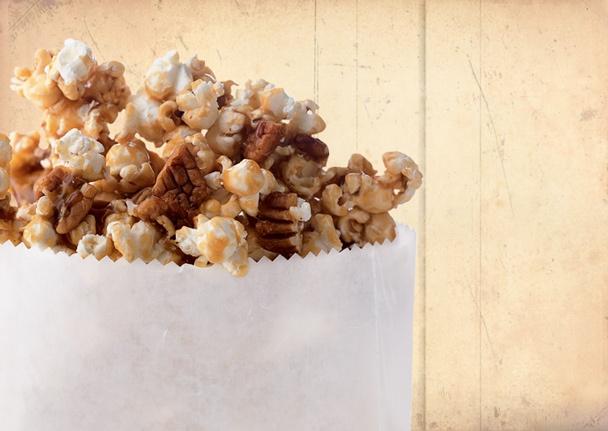 Pop Culture Popcorn Recipe — Dishmaps