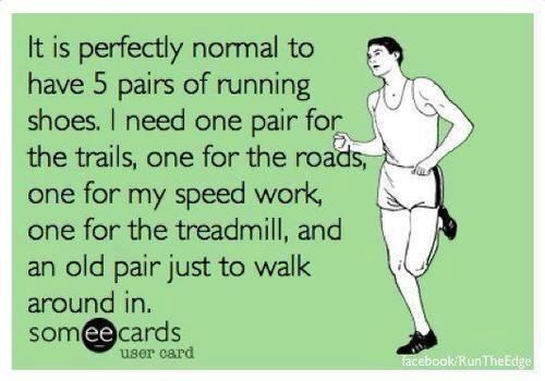 "running humor | Perfectly normal...""!"
