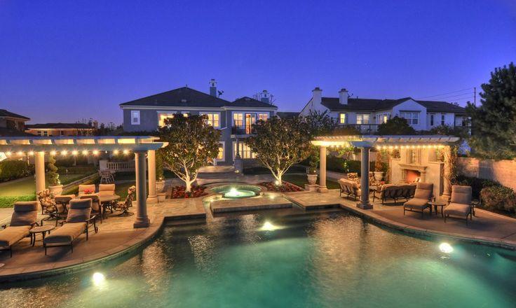 Beautiful Backyard Pool Exciting Exteriors Pinterest