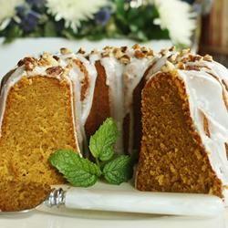 Pumpkin Spice Bundt Cake with Buttermilk Icing - Epicurious