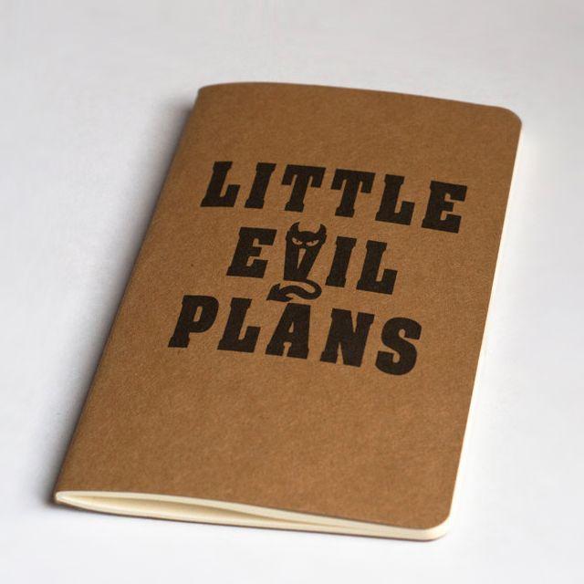 Little Evil Plans