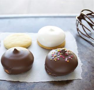 Chocolate Mallow Cookies | Mmmm.... Sweet Cookies & Bars! | Pinterest