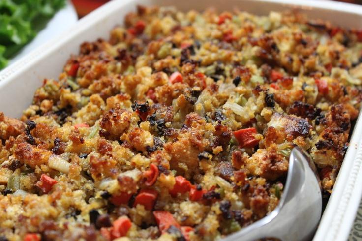 italian sausage turkey dressing | My Food File | Pinterest