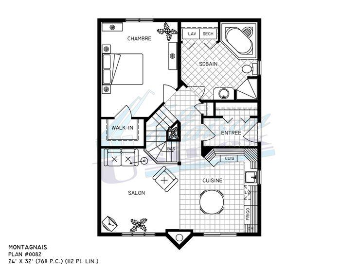 24 x 32 house plans google search apartment pinterest