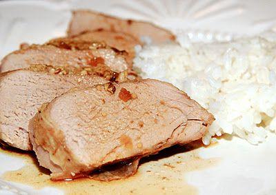 ... Home: 31 Days of Simply Homemade: {Day 19} Amazing Pork Tenderloin