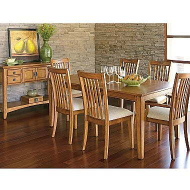 dining set rileys corner jcpenney for the home