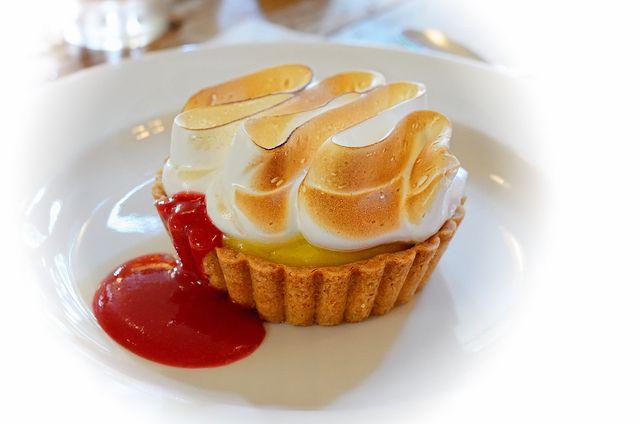 Lemon Meringue Tart Recipe | Recipes that rock!!! | Pinterest