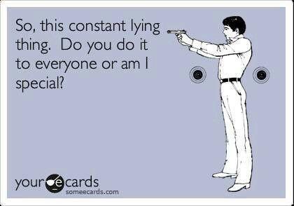 Liars ecard