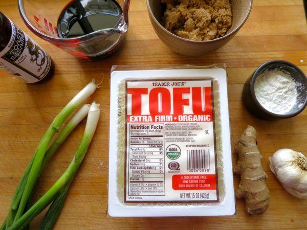 ... tofu and avocado soy glazed tofu and carrots ma po tofu dinner a love