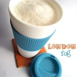 London Fog = Steamy milk, earl grey tea and vanilla syrup - a ...