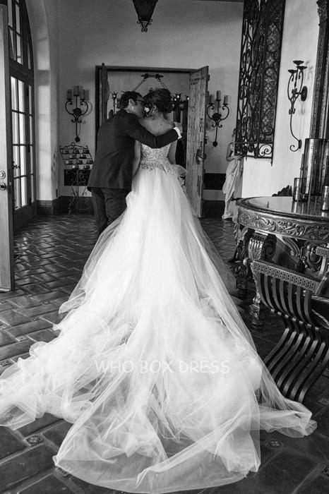 Wedding gown wedding gown