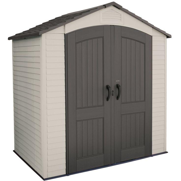 Lifetime® 7' x 4.5' Storage Shed - Sam's Club