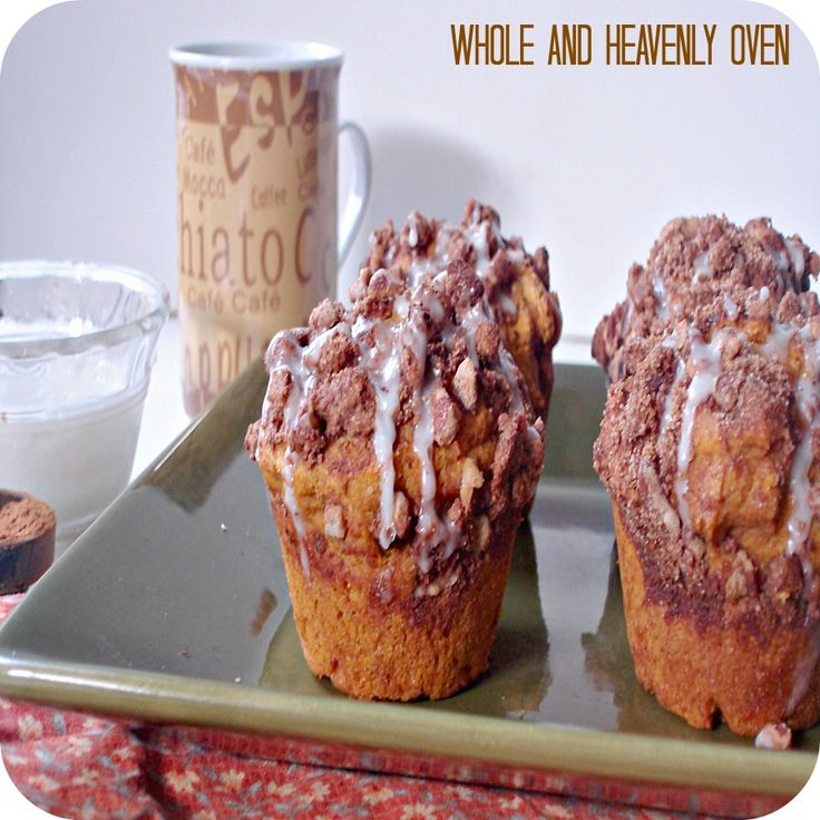 ... pecan streusel sour cream cinnamon streusel muffins with pecan filling